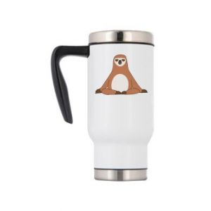 Travel mug Sloth