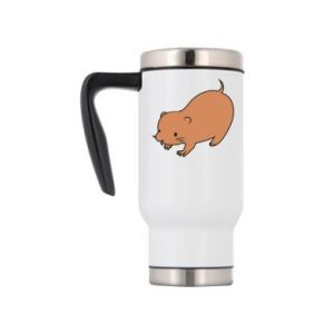 Travel mug Little beaver