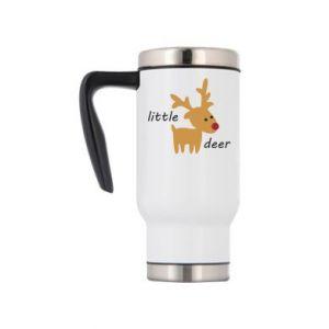 Travel mug Little deer