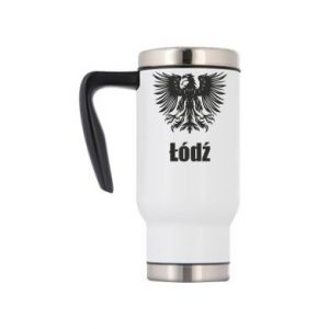 Travel mug Lodz