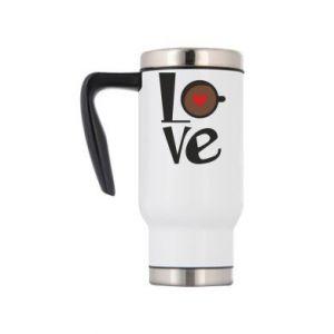 Kubek termiczny Love coffee