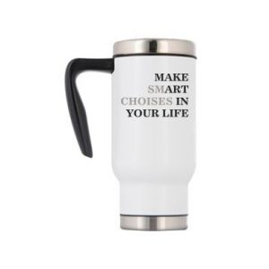 Travel mug Make art in your life