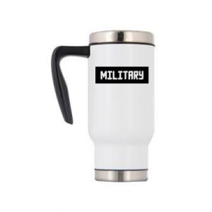 Kubek termiczny Military