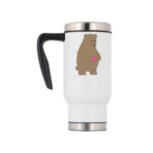 Travel mug Bear