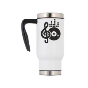 Travel mug Music