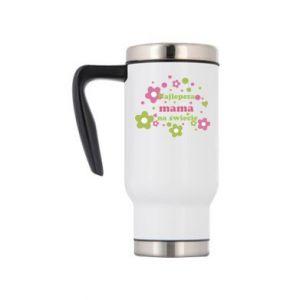 Travel mug The best mom in the world