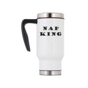 Kubek termiczny Nap king