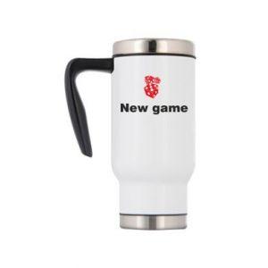 Kubek termiczny New game