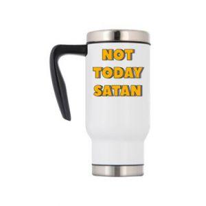 Kubek termiczny Not today satan