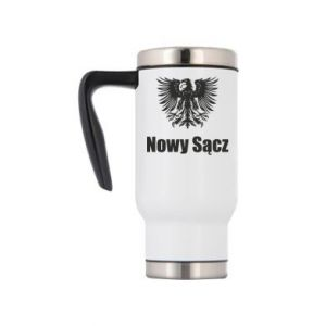 Kubek termiczny Nowy Sącz - PrintSalon