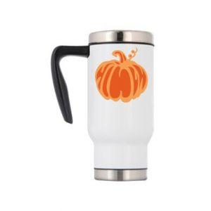 Kubek termiczny Orange pumpkin