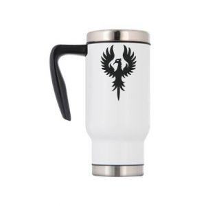 Travel mug Еagle big wings
