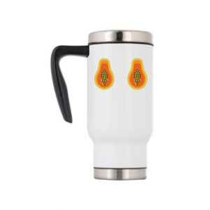 Kubek termiczny Papaya