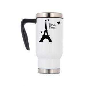 Kubek termiczny Paryż, Paryż