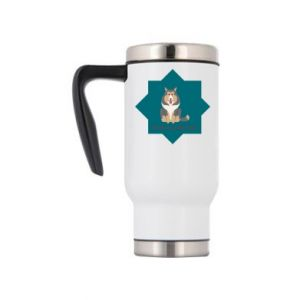 Travel mug Dog