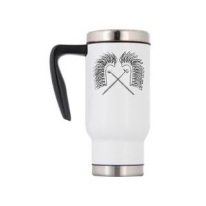 Travel mug Poland. Hussars - PrintSalon