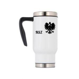 Kubek termiczny Polska. NSZ