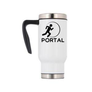 Kubek termiczny Portal