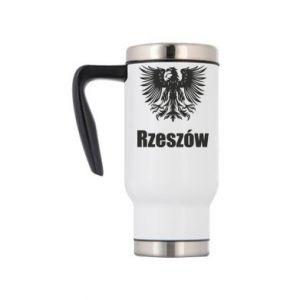 Travel mug Rzeszow