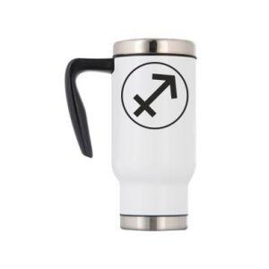 Travel mug Sagittarius