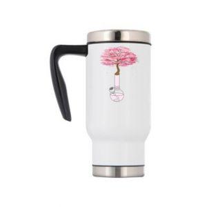 Travel mug Sakura
