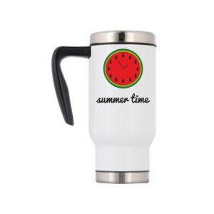 Travel mug Summer time