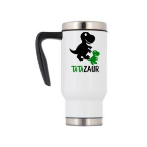 Travel mug Daddy dinosaur