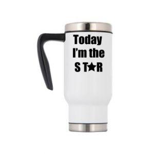 Kubek termiczny Today I'm the STАR