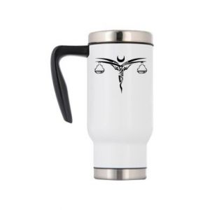 Travel mug Wagi - PrintSalon