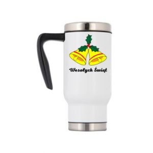 Travel mug Merry Christmas... - PrintSalon