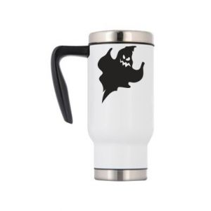 Travel mug Wicked smile - PrintSalon