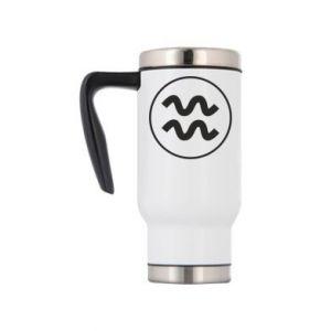 Travel mug Aquarius
