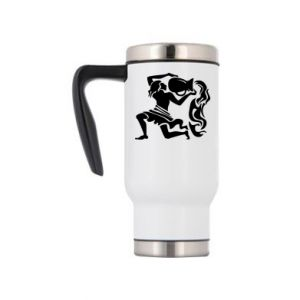 Travel mug Wodnik