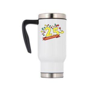 Travel mug Happy Birthday!