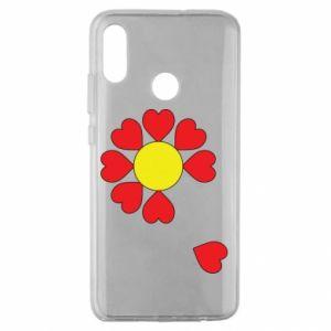 Etui na Huawei Honor 10 Lite Kwiat serc
