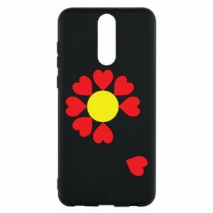 Etui na Huawei Mate 10 Lite Kwiat serc
