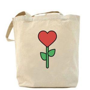 Torba Kwiat - serca