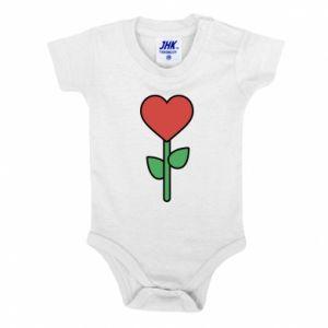 Body dla dzieci Kwiat - serca