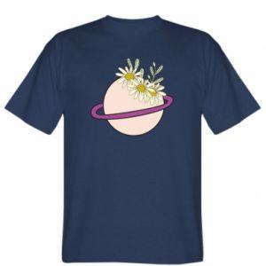 Koszulka Kwiaty na naszej planecie