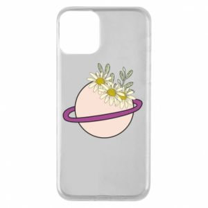 iPhone 11 Case Flowers on the planet