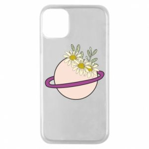 iPhone 11 Pro Case Flowers on the planet