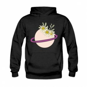 Kid's hoodie Flowers on the planet