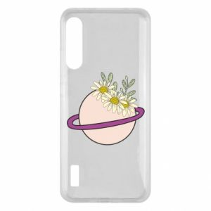 Xiaomi Mi A3 Case Flowers on the planet