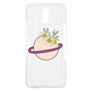 Nokia 2.3 Case Flowers on the planet