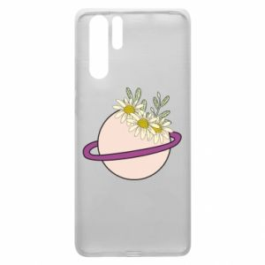 Huawei P30 Pro Case Flowers on the planet