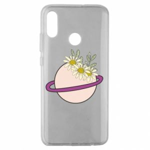 Huawei Honor 10 Lite Case Flowers on the planet