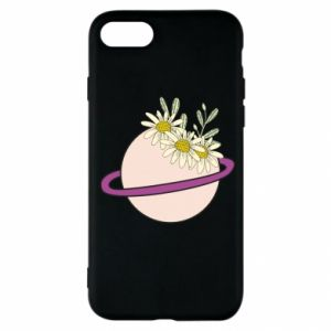 iPhone SE 2020 Case Flowers on the planet