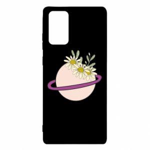 Etui na Samsung Note 20 Kwiaty na naszej planecie