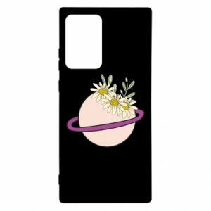 Etui na Samsung Note 20 Ultra Kwiaty na naszej planecie