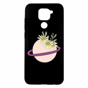 Etui na Xiaomi Redmi Note 9/Redmi 10X Kwiaty na naszej planecie